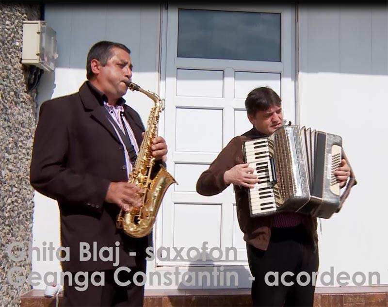 Ghita Blaj Si Geanga Constantin